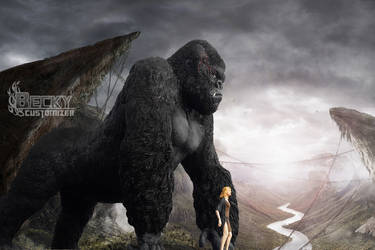 King Kong by Becky-Customizer