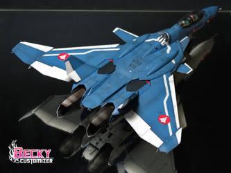 Macross Zero VF-0D by Becky-Customizer