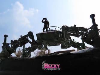 Walker tank