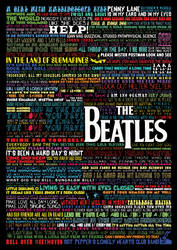 The Beatles - Words of Wisdom by sikuriina