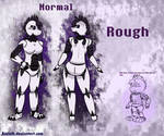 [Reference sheet] Rough