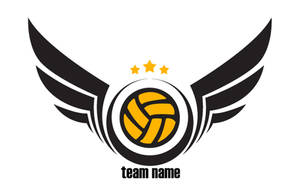 Soccer Team Logo by virben