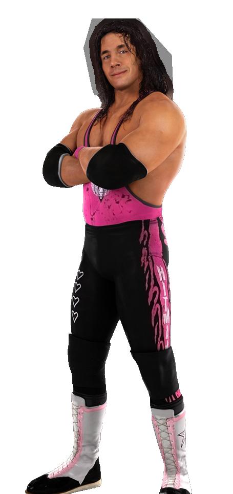 Wwe Smackdown vs Raw Bret Hart by DemonFoxWwe on DeviantArt