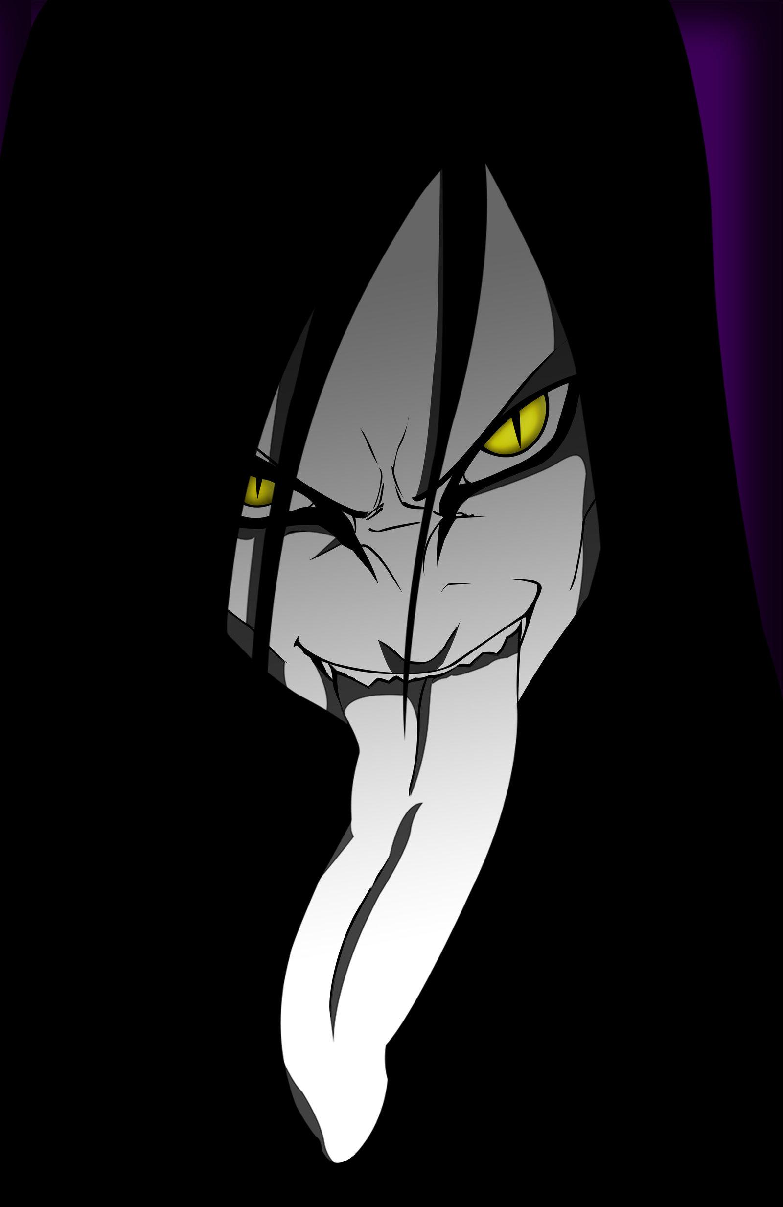 Naruto Shipuden Lost Episode: Orochimaru's Revenge by