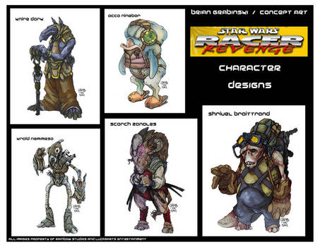 Star Wars: Concept Art6
