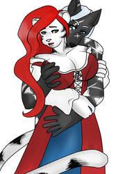 Anastasia and Pheonix  (2)
