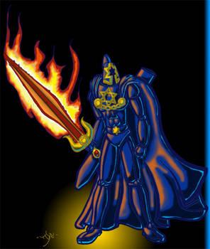 The Blue Blade