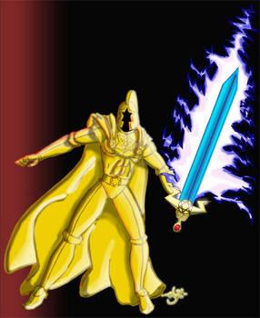 The Golden Lightning
