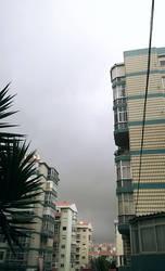 Moody skies. by Cattrooper