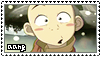 Aang Fan Stamp by Estderp