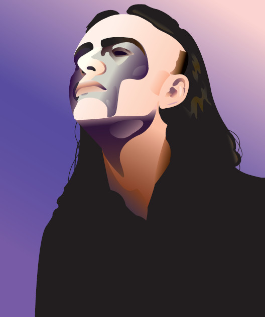 Peter Gabriel Vector by thecrowing006