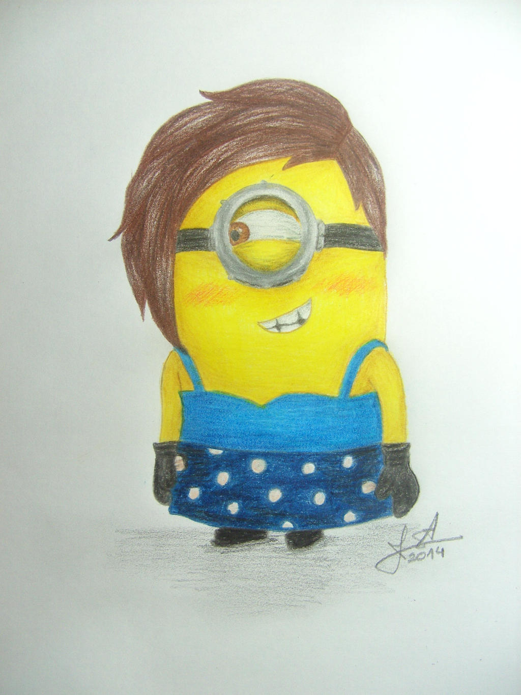 Elvis Minion Thank You Quality Control Templates Free Punch Clock