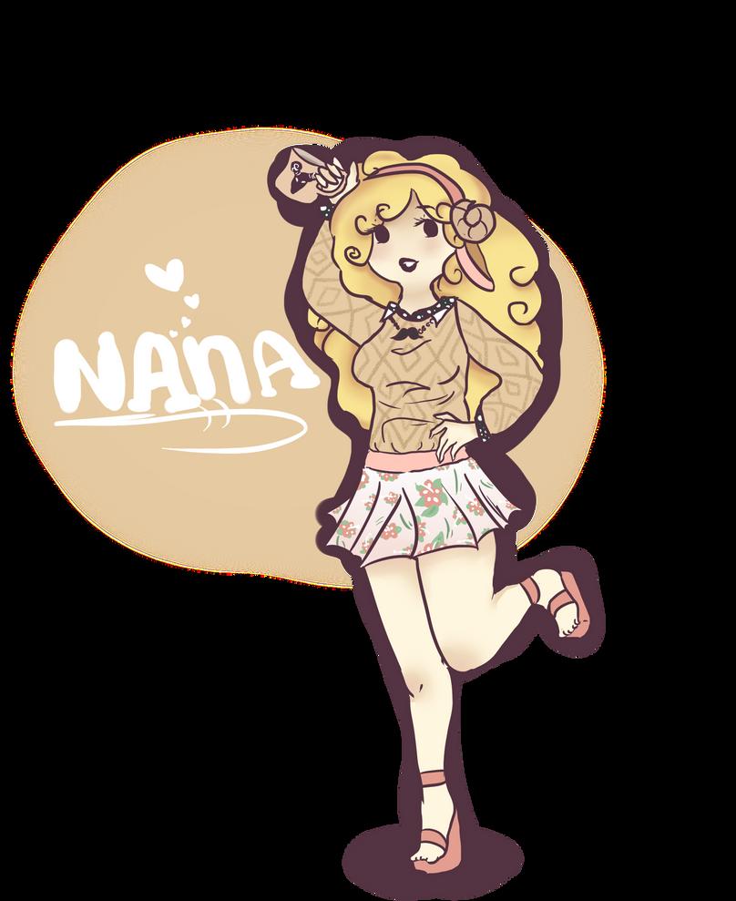 NanaSooo yeaa by askNanaria