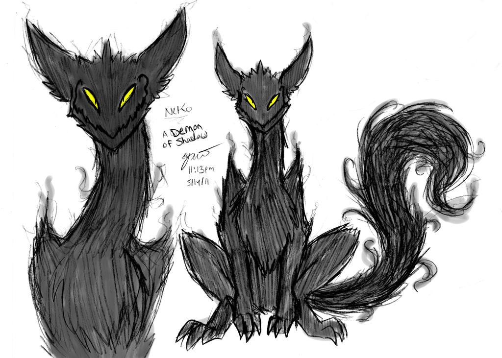 the demon nekos full form by vampiremistresskayla on