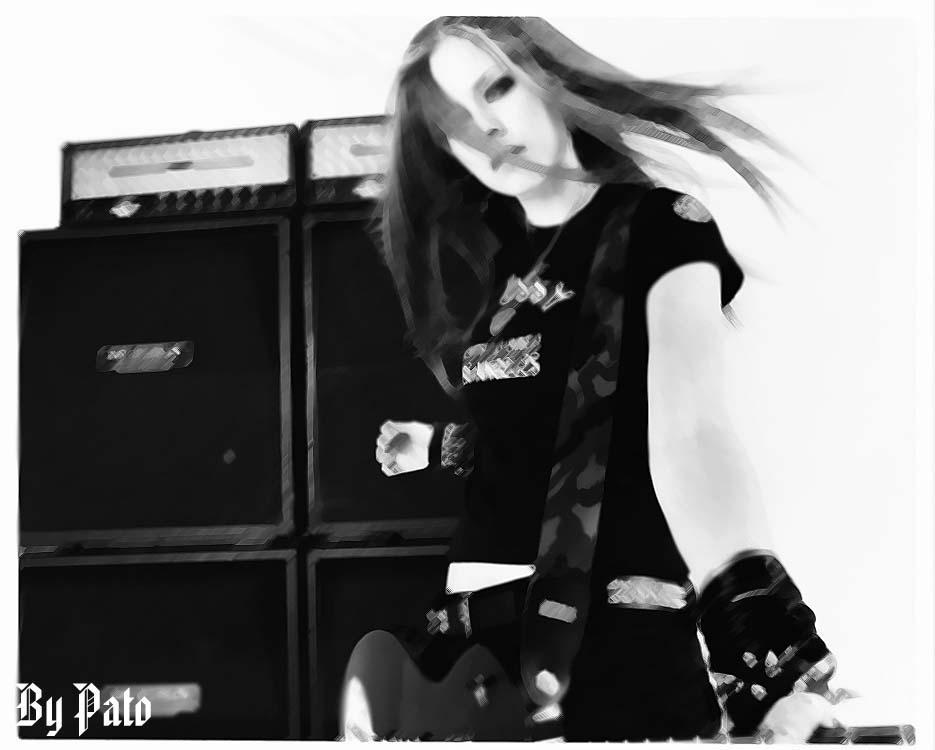 Avril Lavigne 2 by twick