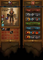rpg competition interface