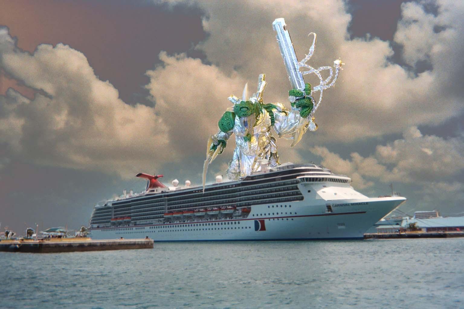 Cruise Ship Disaster By Truevampire On DeviantArt