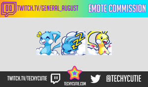 EMOTE COMMISSION-GeneralAugust by Techycutie