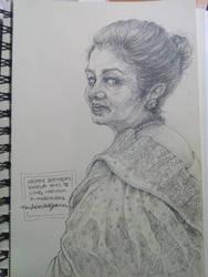 Portrait by rare124