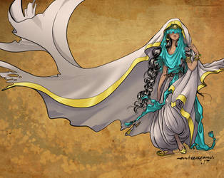 Empress of Sand by rare124