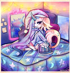 DTA - Sleepy Unicorn