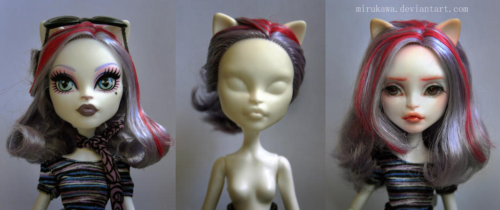 Custom MH Catrine by mirukawa