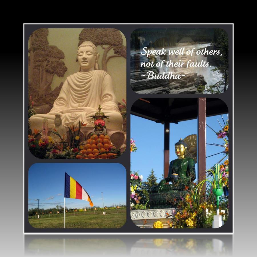 Buddha by ATTTN
