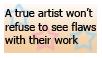 true artist stamp