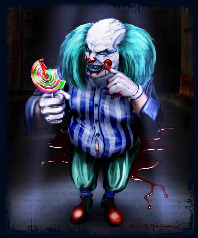 Pin portfolio clown tattoo pictures to on pinterest
