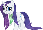 Rarity Soaking Wet