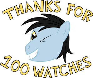 Thanks for 100 Watches!
