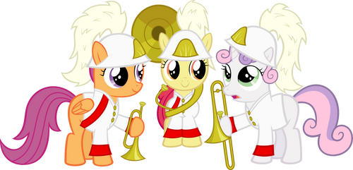 Cutie March Crusaders