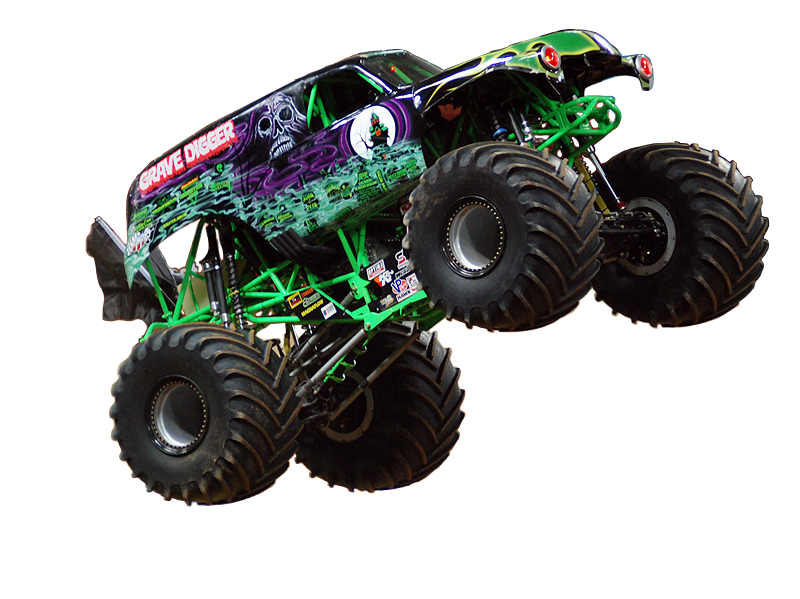 Grave Digger 23 Vector by DipperBronyPines98 on DeviantArt