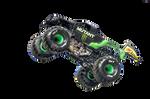 Monster Energy (Ford F-150) Vector #2