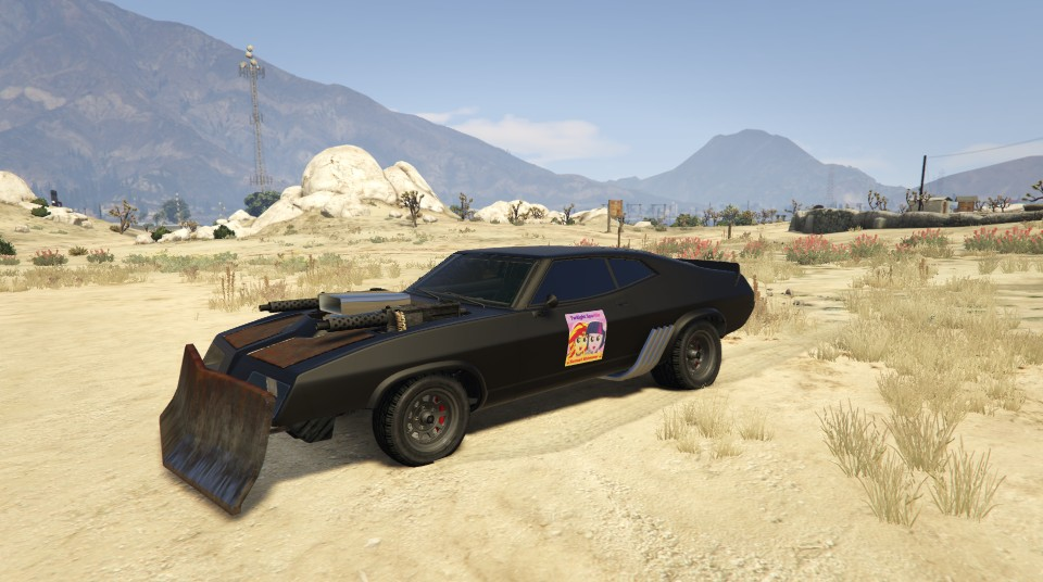 Gta Mad Max Imperator by DipperBronyPines98 on DeviantArt