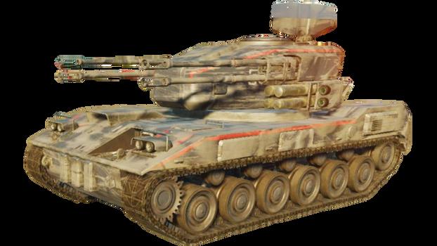 JC4 Falconer AA Tank