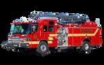 Las Vegas Fire Dept Engine 1