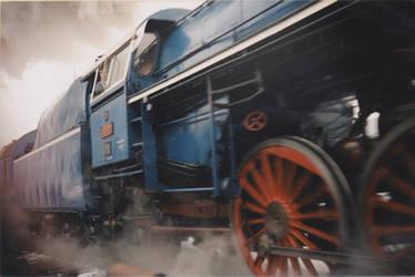 Train by Hani125