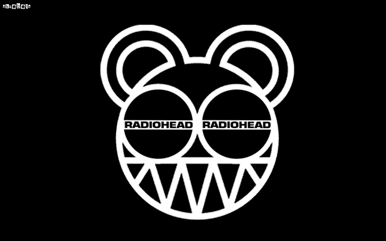 Radiohead Eyes Wallpaper by Skrebels on DeviantArt