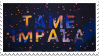 Tame Impala Stamp by st-rk