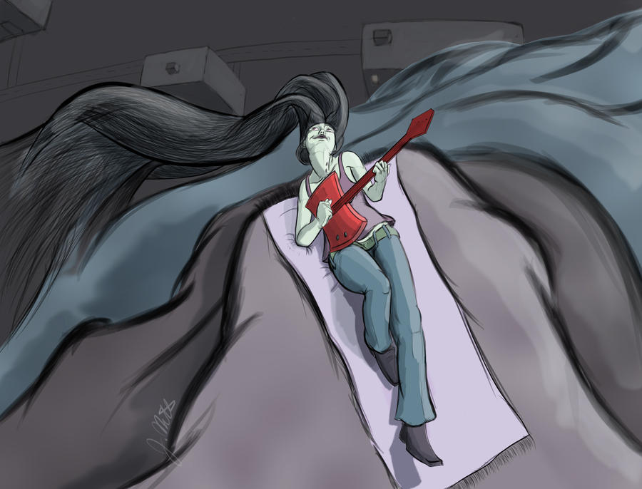 Harashika Trade: Marceline, Cloud 9 by jerseycajun