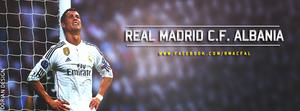 Real Madrid C.F.Albania / Cover /