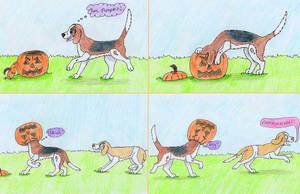 AOSND Cartoon - Happy Halloween by TigerSpuds