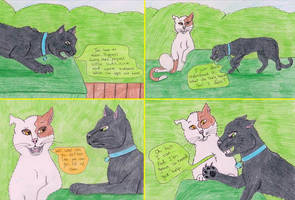 AOSND(A Lily Tale) - Part 5 - Cats! by TigerSpuds