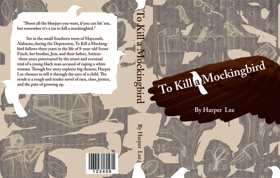 thesis statement for to kill a mockingbird A thesis is a statement that tells the reader what direction an essay will take  often — maybe even usually— there are supporting facts from the.