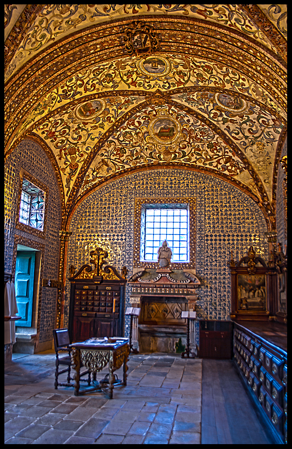The Golden Room by nfp