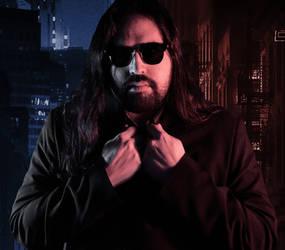 Estilo Daredevil para perfil