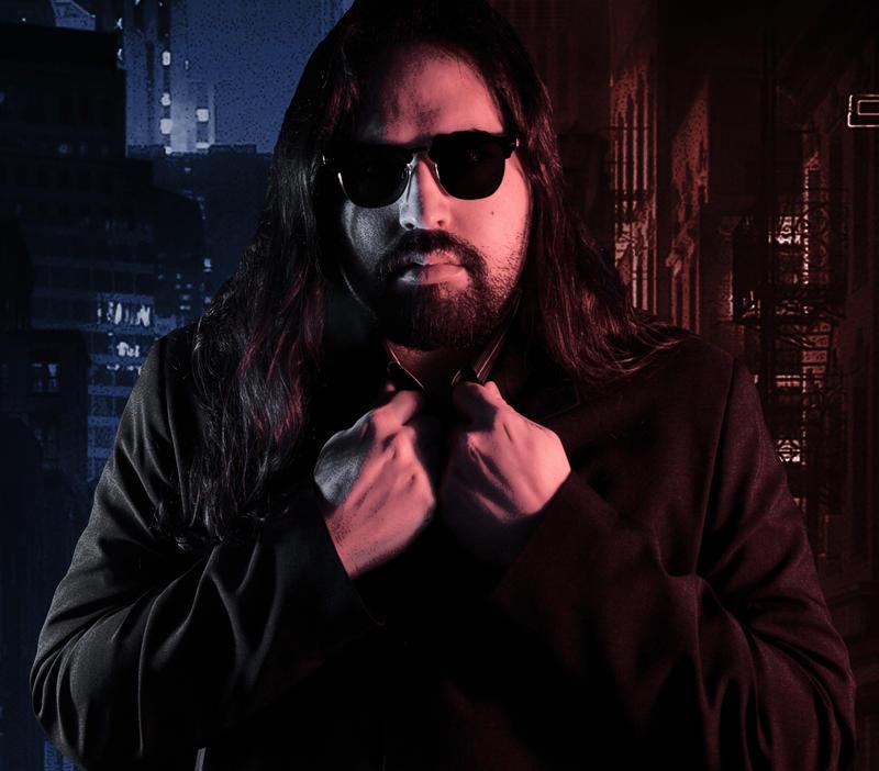 Estilo Daredevil para perfil by Magneto24es