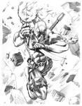 Explosive Deadpool