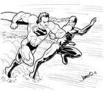 Super Flashy Race